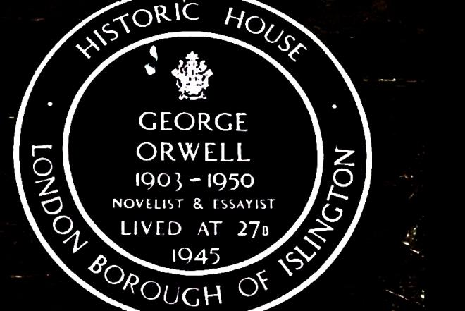 orwell-mem-plaque