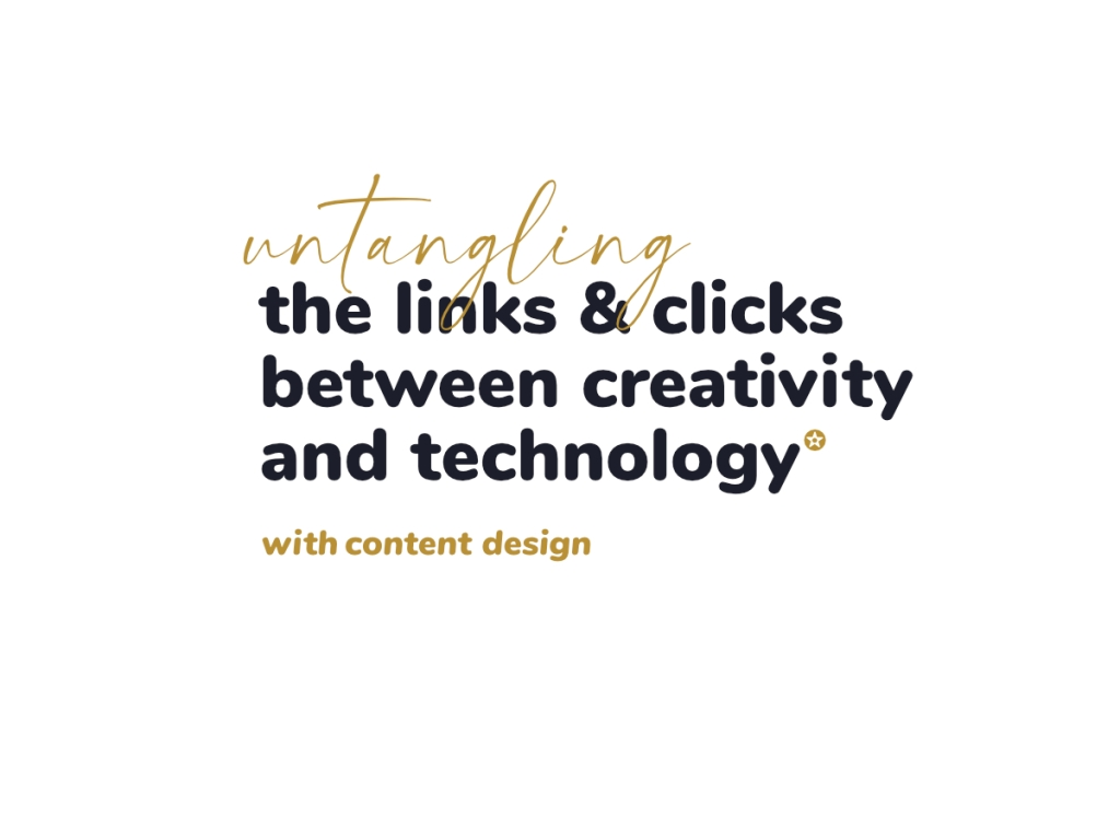 Untangling the Links and Click between Creativity and Technology - New Folder